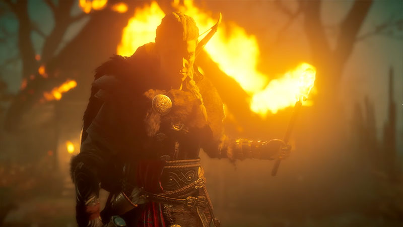 AC Valhalla Best Viking game
