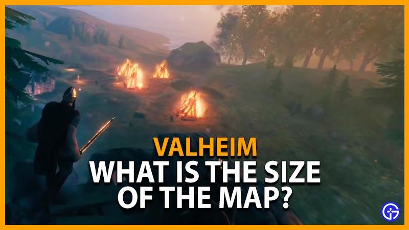 Valheim World Map Size