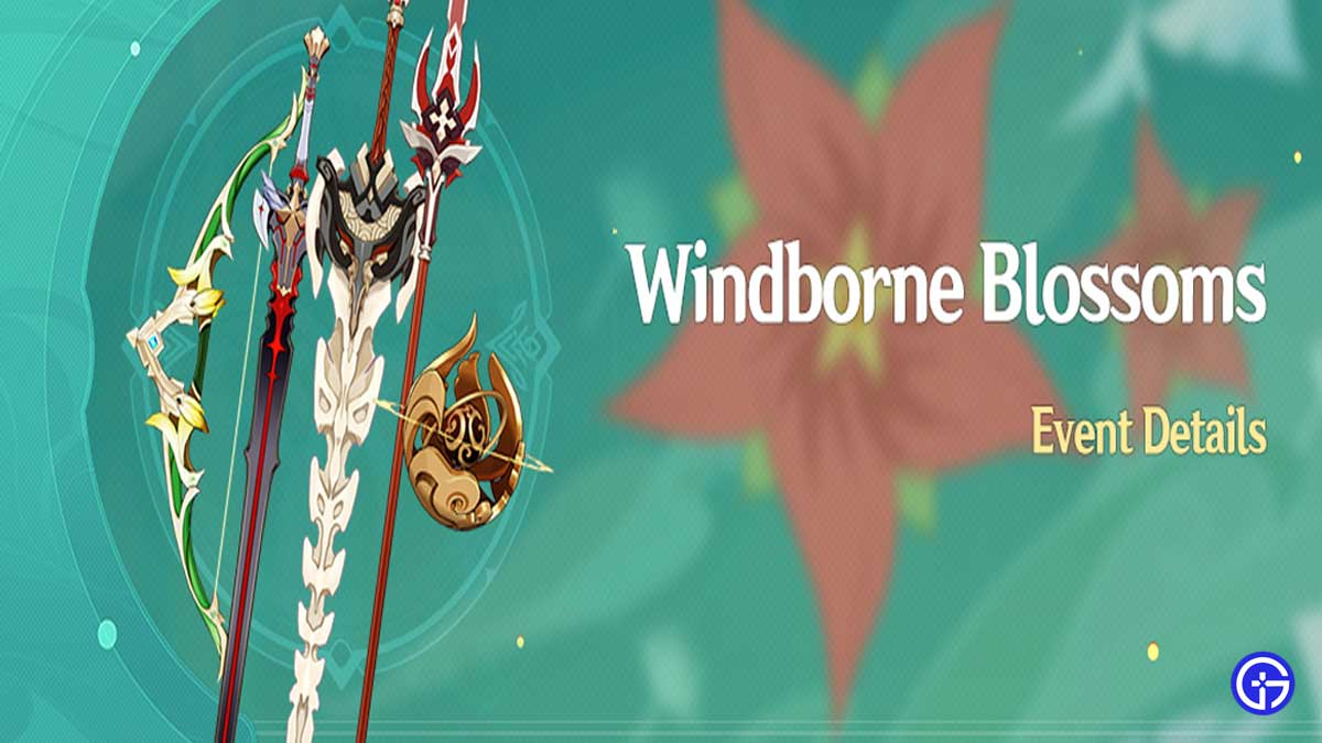 Windborne Blossoms EVents