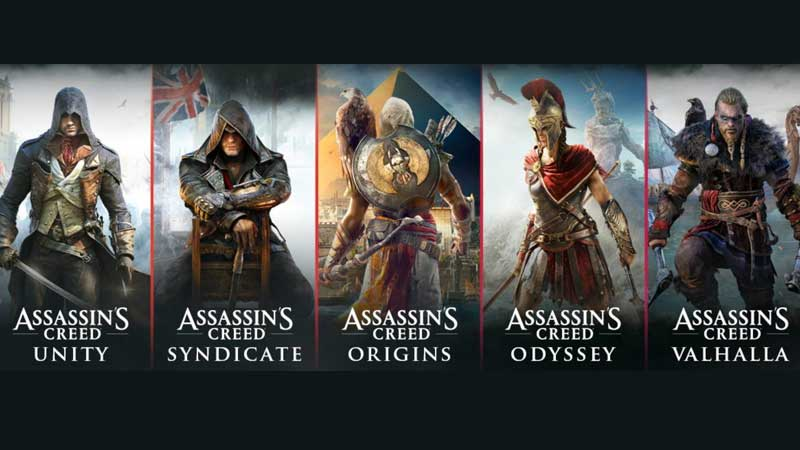 ac games in order chronological and release date timeline