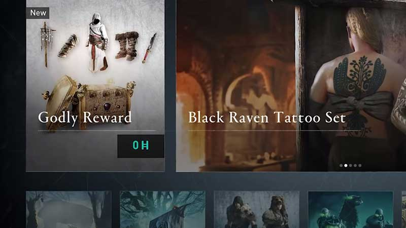 Unlock Altair Armor in Assassin's Creed Valhalla
