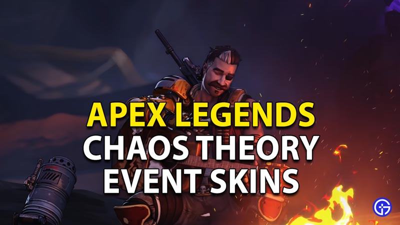All the Chaos Theory Event Skins in Apex Legends