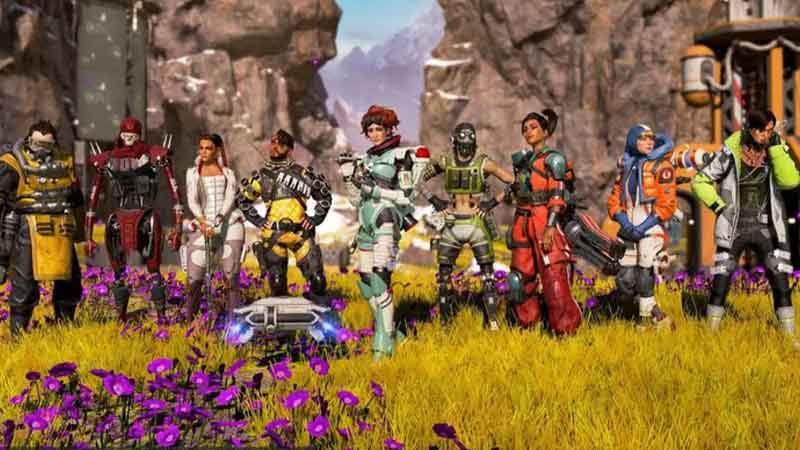how to fix problem processing game logic bug in apex legends