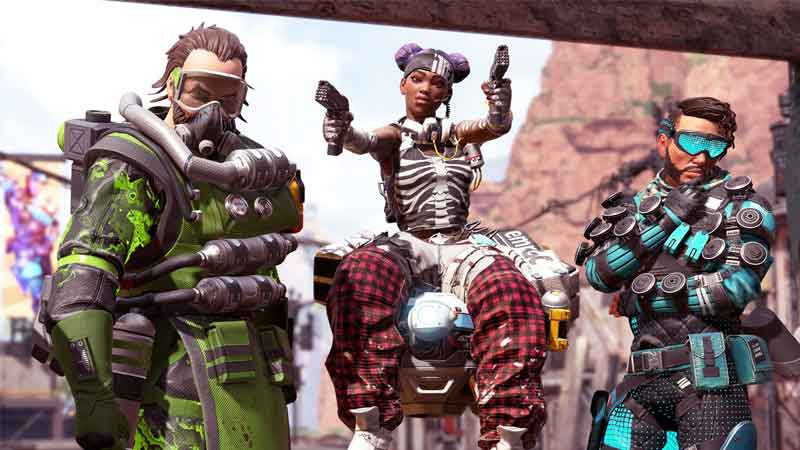 How To Fix Apex Legends Switch Friends Not Showing Up