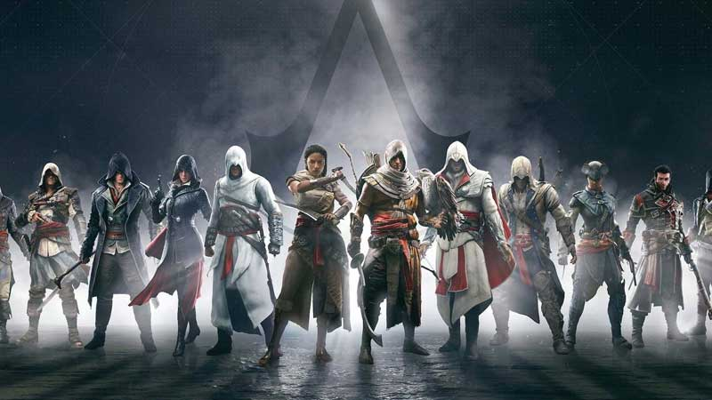 assassins creed games in order