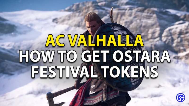 Assassin's Creed (AC) Valhalla get Ostara Festival Tokens