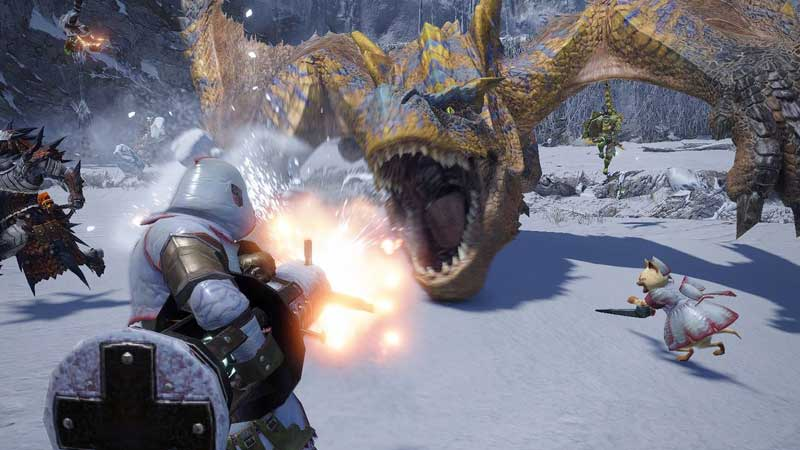 best beginners weapons in monster hunter rise