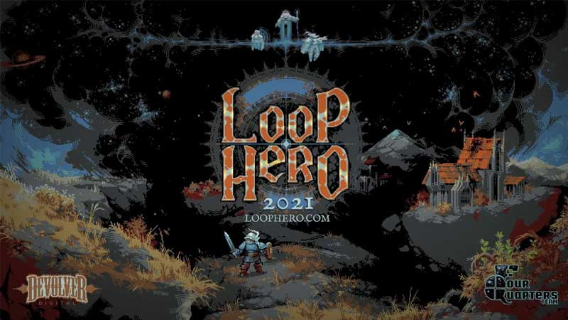how many chapters or acts are there in Loop Hero