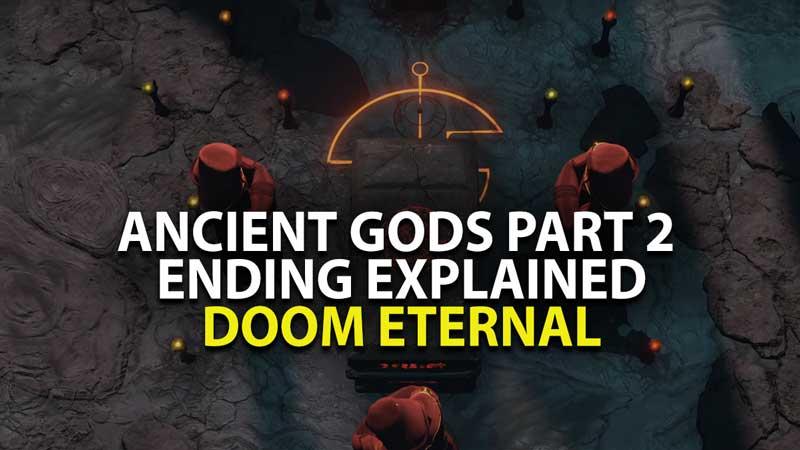 Doom Eternal Ending Explained