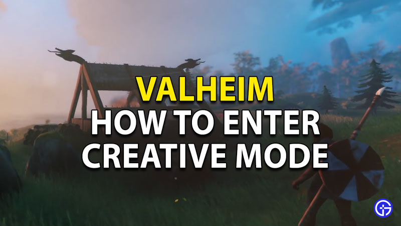 Learn How to Enter and Enable Creative Mode in Valheim