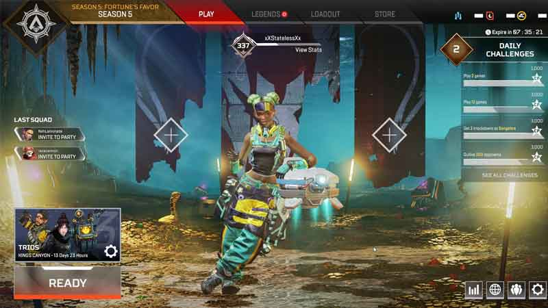 how to fix  infinite loading screen bug in apex legends