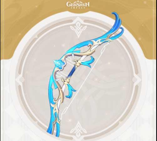 Genshin Impact: Elegey End Bow