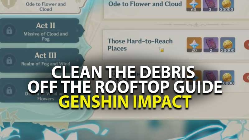 Hard-to-Reach Rooftop Guide