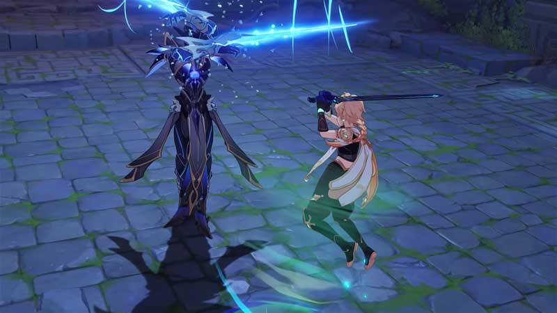 What is the Invitation of Windblume in Genshin Impact