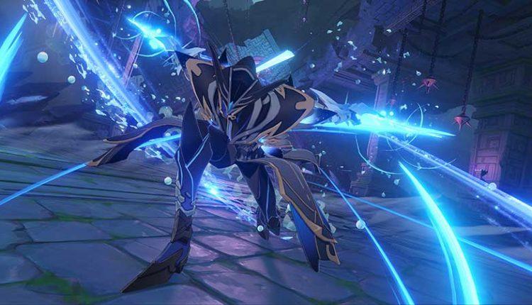 Genshin Impact Version 1.4