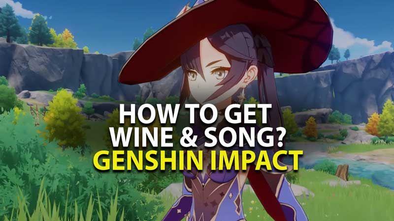 AC Valhalla Wine and Song Weapon