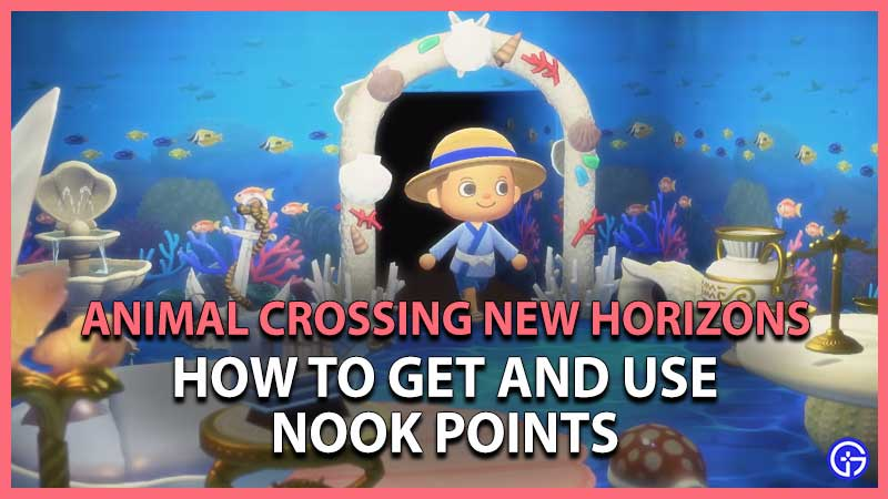 get and use Nook Points in Animal Crossing New Horizons (ACNH)