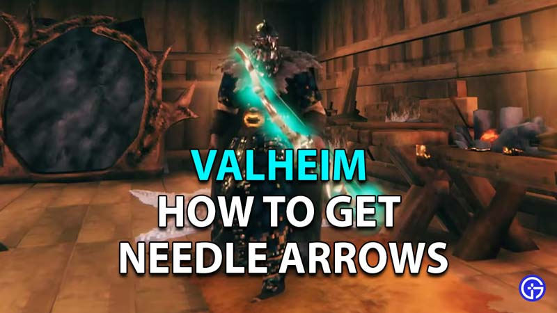 Learn more about Needle Arrows in Valheim