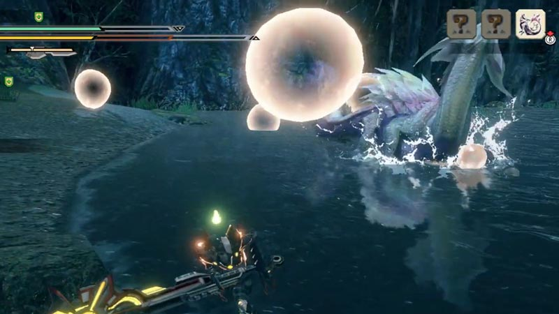 How to beat Mizutsune in Monster Hunter Rise