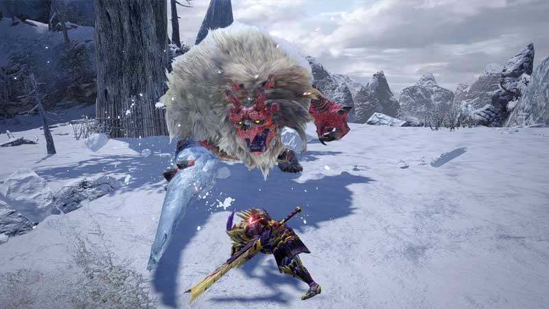 how to get eroded skeleton in monster hunter rise