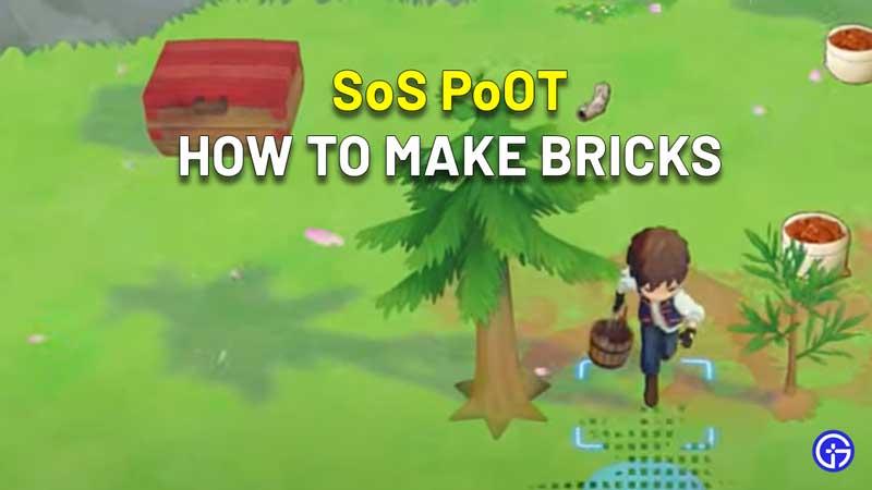 How To Make Bricks In Story of Seasons Pioneers Of Olive Town