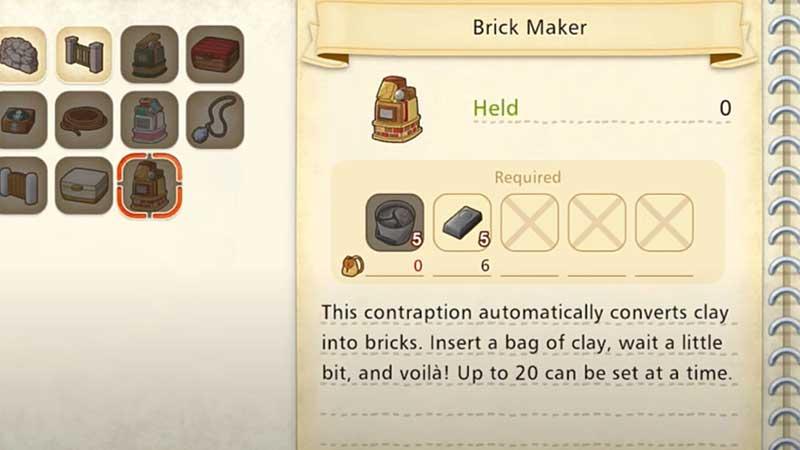 how to unlock get brick maker sos poot
