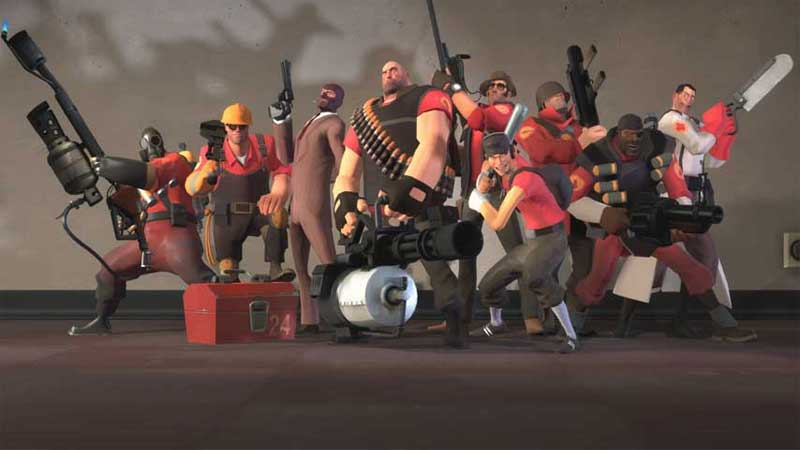 how to vote kick teammates in Team Fortress 2