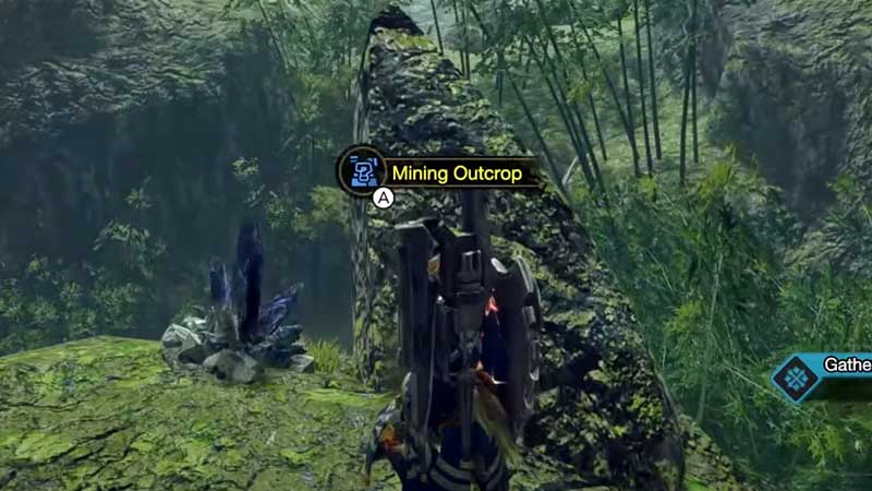 Where to find Iron in Monster Hunter Risee
