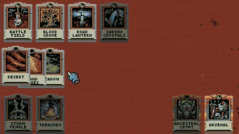 Gold Cards in Loop Hero
