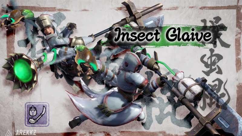 Monster Hunter Rise Kinsect guide