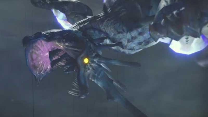 Monster Hunter Rise Ibushi