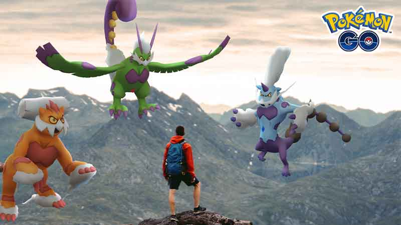 searching for legends event pokemon go