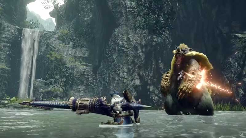 how to reload gunlance in monster hunter rise