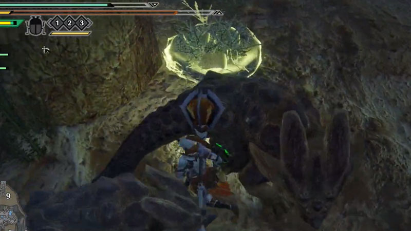 where tp find rhenoplos rgg in monster hunter rise