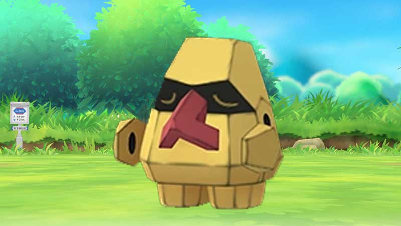 how to get a shiny nosepass in Pokemon Go