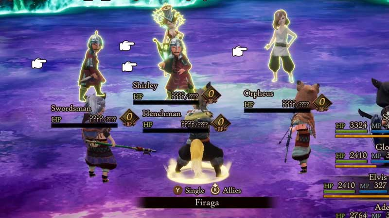 how to beat shirley in bravely default 2