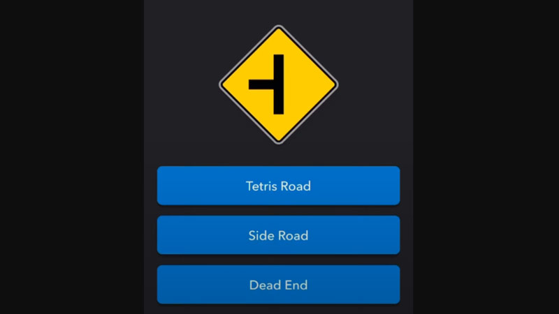 Bitlife Driving Test answers