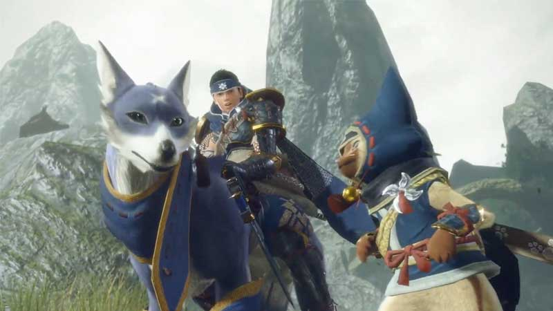 how to get charms and talisman in monster hunter rise
