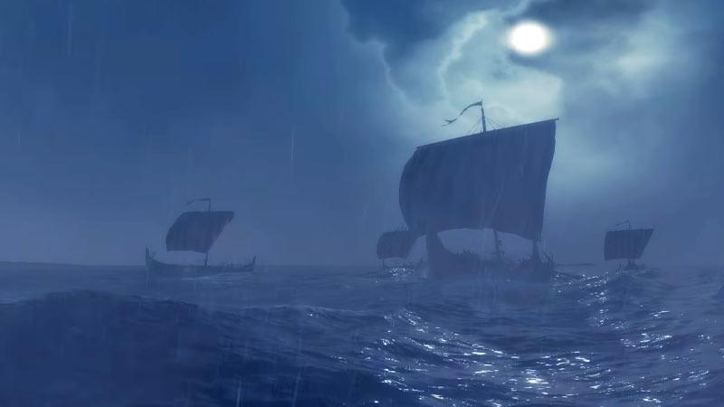 total war saga thrones of britannia vikings