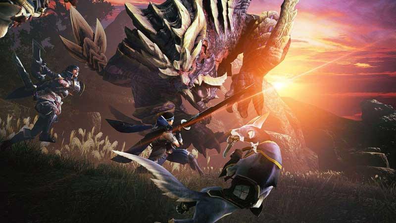 unlocking high rank monster hunter rise
