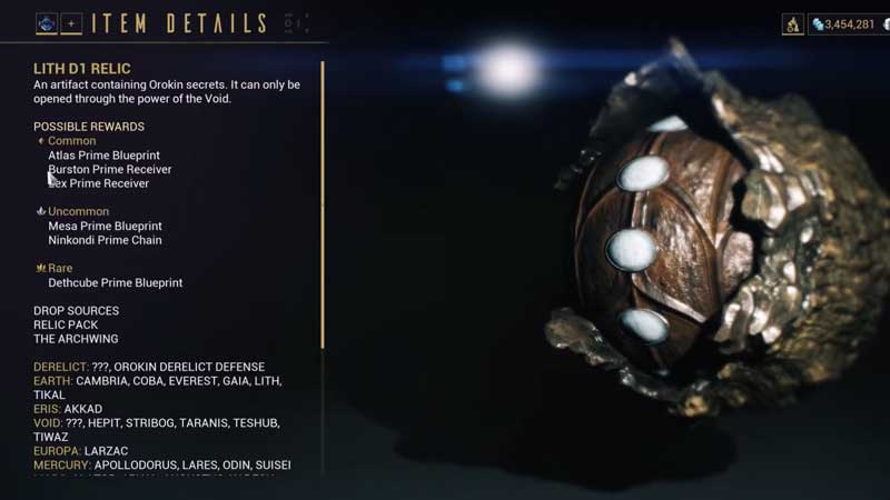 where to find atlas prime locations in warframe