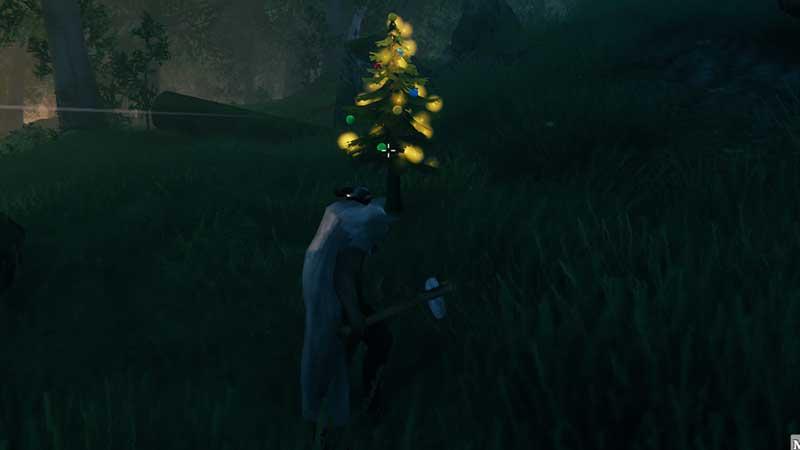 yule tree valheim