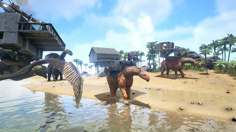 ARK Best Games To Play On Xbox Gamepass 2021
