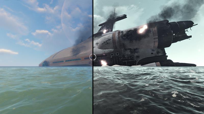 Subnautica Aeonic ReShade Mod