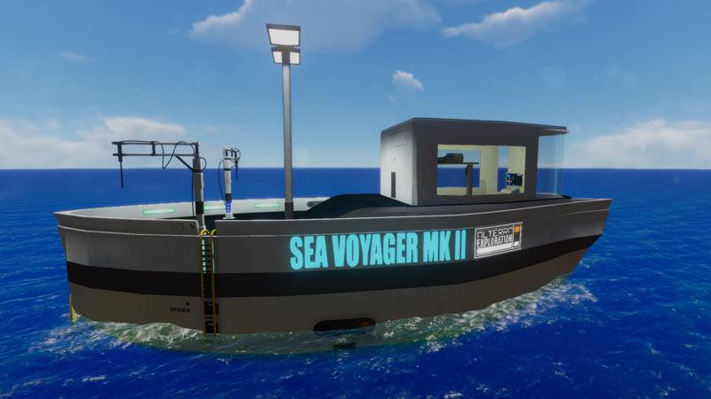 Subnautica Alterra Sea Voyager Mod