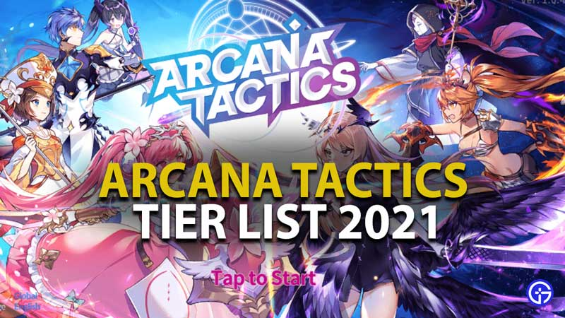 Arcana Tactics Tier List