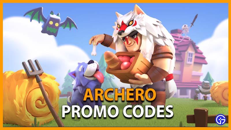 Archero Promo Codes