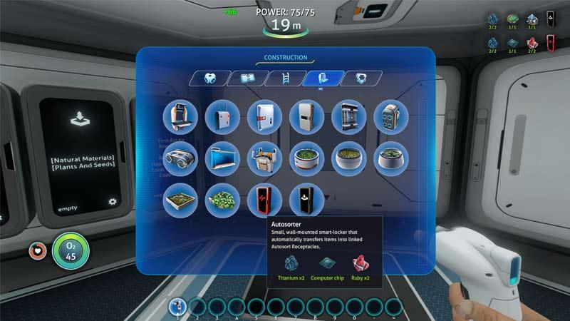 Subnautica Autosort Lockers Mod
