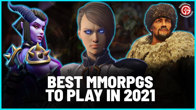 Best MMORPGs in 2021