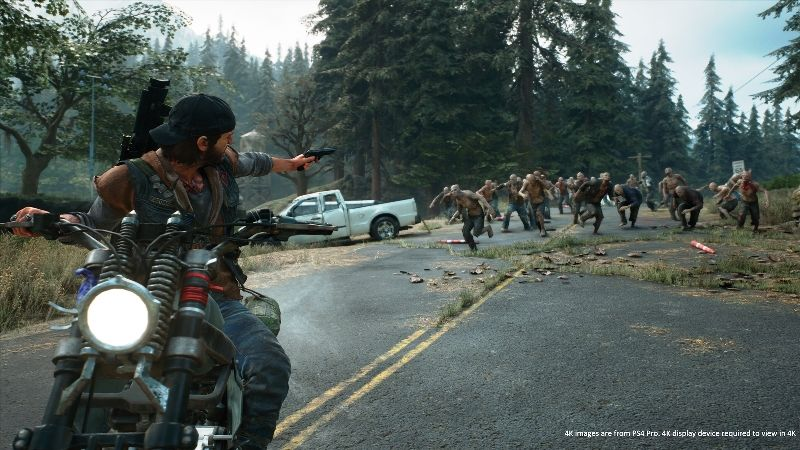 Days Gone 2 Reportedly Rejected by Sony